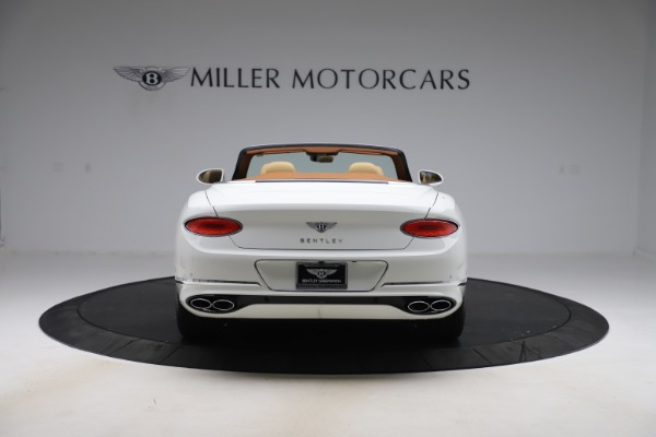 New 2020 Bentley Continental GTC V8 for sale $279,560 at Bentley Greenwich in Greenwich CT 06830 6