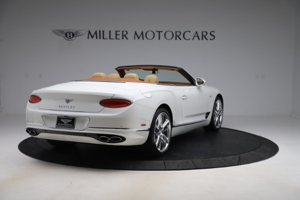 New 2020 Bentley Continental GTC V8 for sale $279,560 at Bentley Greenwich in Greenwich CT 06830 7