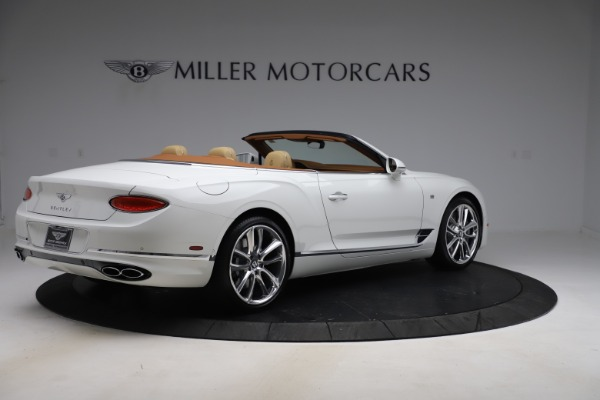 New 2020 Bentley Continental GTC V8 for sale $279,560 at Bentley Greenwich in Greenwich CT 06830 8