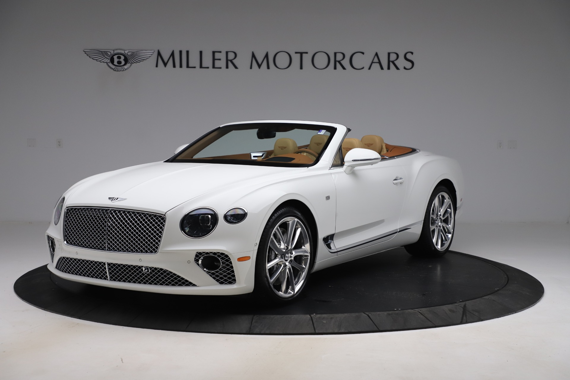 New 2020 Bentley Continental GTC V8 for sale $279,560 at Bentley Greenwich in Greenwich CT 06830 1