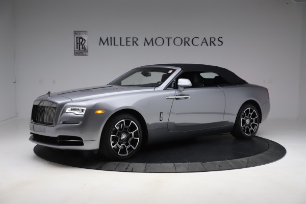 Used 2019 Rolls-Royce Dawn Black Badge for sale $359,900 at Bentley Greenwich in Greenwich CT 06830 11