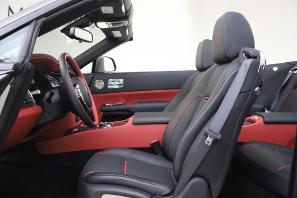 Used 2019 Rolls-Royce Dawn Black Badge for sale $359,900 at Bentley Greenwich in Greenwich CT 06830 19