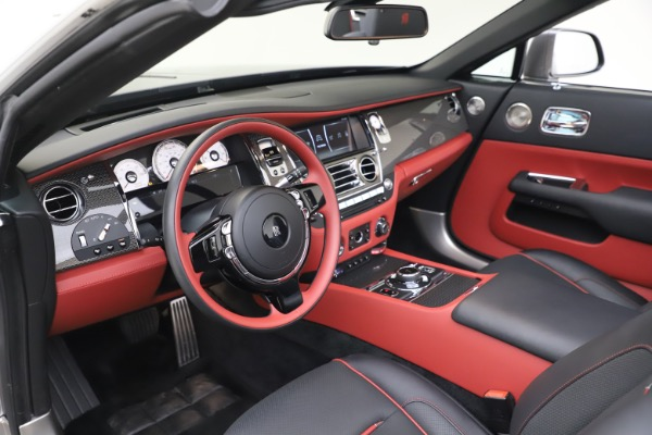 Used 2019 Rolls-Royce Dawn Black Badge for sale $359,900 at Bentley Greenwich in Greenwich CT 06830 23
