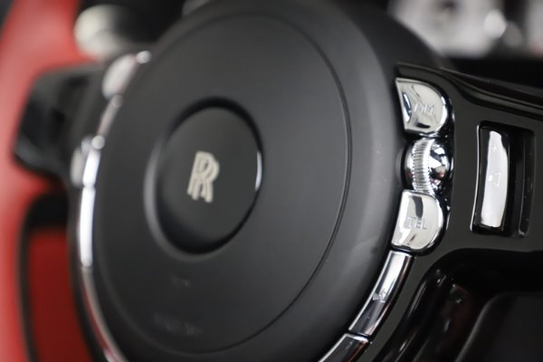 Used 2019 Rolls-Royce Dawn Black Badge for sale $359,900 at Bentley Greenwich in Greenwich CT 06830 25