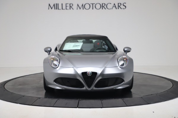 New 2020 Alfa Romeo 4C Spider for sale $78,795 at Bentley Greenwich in Greenwich CT 06830 11