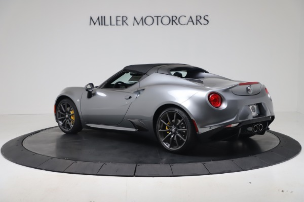 New 2020 Alfa Romeo 4C Spider for sale $78,795 at Bentley Greenwich in Greenwich CT 06830 14
