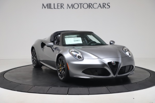 New 2020 Alfa Romeo 4C Spider for sale $78,795 at Bentley Greenwich in Greenwich CT 06830 15