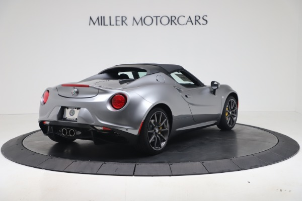 New 2020 Alfa Romeo 4C Spider for sale $78,795 at Bentley Greenwich in Greenwich CT 06830 16