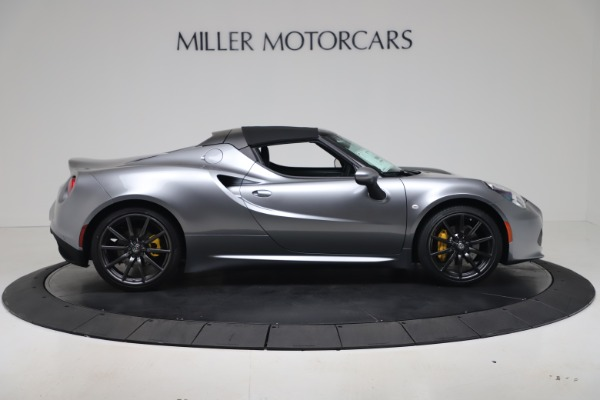 New 2020 Alfa Romeo 4C Spider for sale $78,795 at Bentley Greenwich in Greenwich CT 06830 17