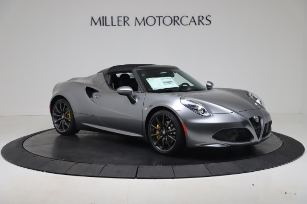 New 2020 Alfa Romeo 4C Spider for sale $78,795 at Bentley Greenwich in Greenwich CT 06830 18
