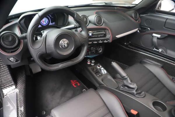 New 2020 Alfa Romeo 4C Spider for sale $78,795 at Bentley Greenwich in Greenwich CT 06830 19