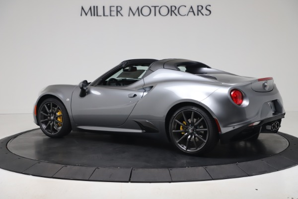 New 2020 Alfa Romeo 4C Spider for sale $78,795 at Bentley Greenwich in Greenwich CT 06830 4
