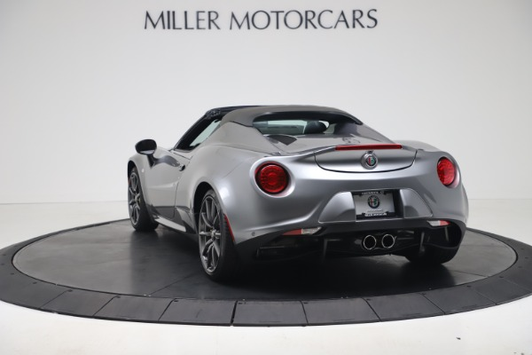 New 2020 Alfa Romeo 4C Spider for sale $78,795 at Bentley Greenwich in Greenwich CT 06830 5
