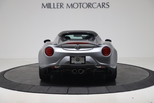 New 2020 Alfa Romeo 4C Spider for sale $78,795 at Bentley Greenwich in Greenwich CT 06830 6