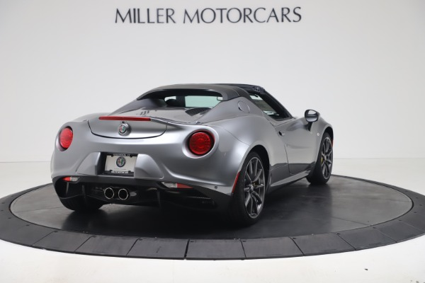 New 2020 Alfa Romeo 4C Spider for sale $78,795 at Bentley Greenwich in Greenwich CT 06830 7
