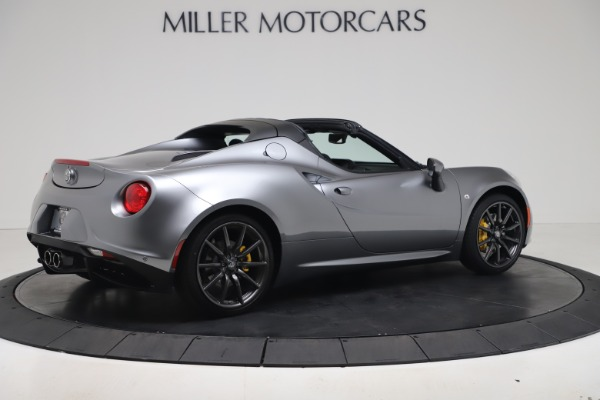 New 2020 Alfa Romeo 4C Spider for sale $78,795 at Bentley Greenwich in Greenwich CT 06830 8