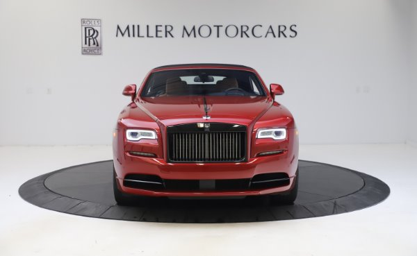 Used 2019 Rolls-Royce Dawn Black Badge for sale $359,900 at Bentley Greenwich in Greenwich CT 06830 10
