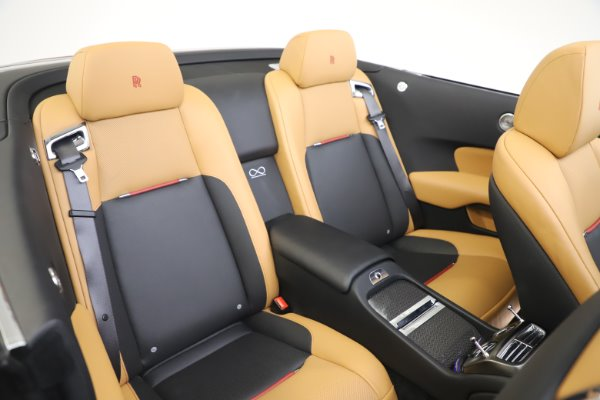 Used 2019 Rolls-Royce Dawn Black Badge for sale $359,900 at Bentley Greenwich in Greenwich CT 06830 22