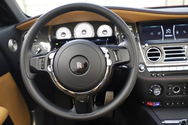 Used 2019 Rolls-Royce Dawn Black Badge for sale $359,900 at Bentley Greenwich in Greenwich CT 06830 24