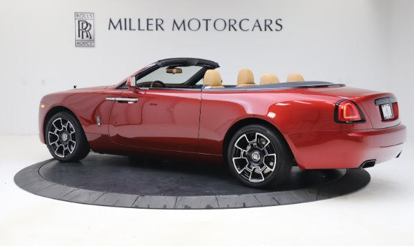 Used 2019 Rolls-Royce Dawn Black Badge for sale $359,900 at Bentley Greenwich in Greenwich CT 06830 4