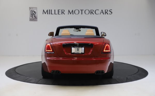 Used 2019 Rolls-Royce Dawn Black Badge for sale $359,900 at Bentley Greenwich in Greenwich CT 06830 5