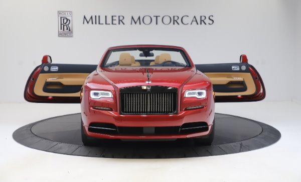 Used 2019 Rolls-Royce Dawn Black Badge for sale $359,900 at Bentley Greenwich in Greenwich CT 06830 9