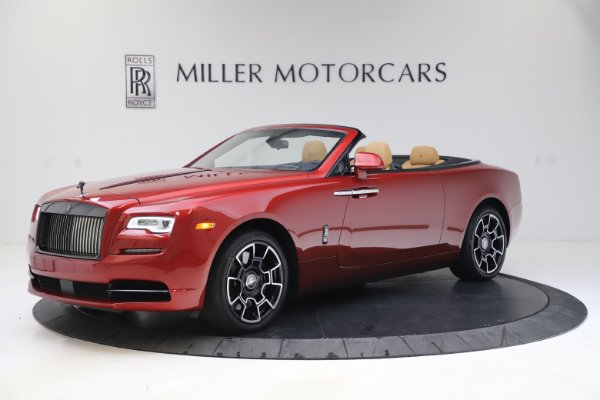 Used 2019 Rolls-Royce Dawn Black Badge for sale $359,900 at Bentley Greenwich in Greenwich CT 06830 1