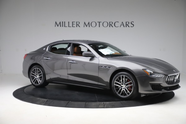New 2020 Maserati Ghibli S Q4 for sale $86,285 at Bentley Greenwich in Greenwich CT 06830 10