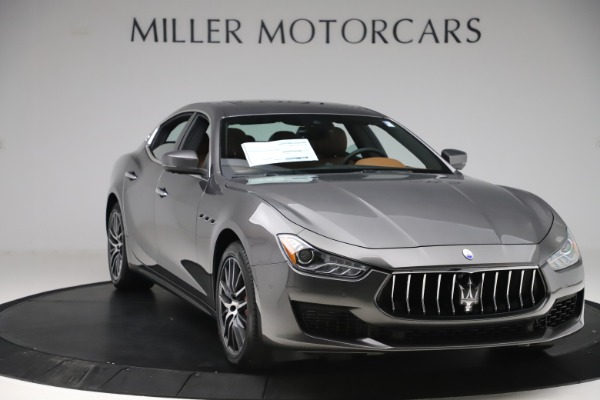 New 2020 Maserati Ghibli S Q4 for sale $86,285 at Bentley Greenwich in Greenwich CT 06830 11