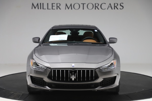 New 2020 Maserati Ghibli S Q4 for sale $86,285 at Bentley Greenwich in Greenwich CT 06830 12