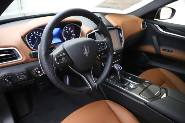 New 2020 Maserati Ghibli S Q4 for sale $86,285 at Bentley Greenwich in Greenwich CT 06830 13
