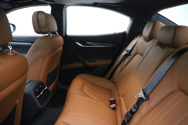 New 2020 Maserati Ghibli S Q4 for sale $86,285 at Bentley Greenwich in Greenwich CT 06830 19
