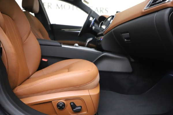 New 2020 Maserati Ghibli S Q4 for sale $86,285 at Bentley Greenwich in Greenwich CT 06830 23