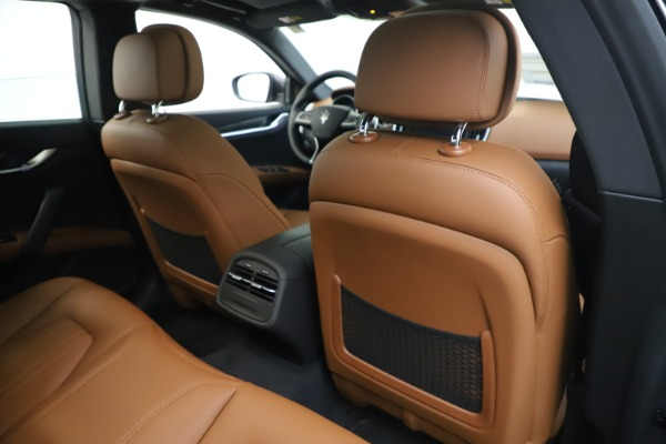 New 2020 Maserati Ghibli S Q4 for sale $86,285 at Bentley Greenwich in Greenwich CT 06830 28