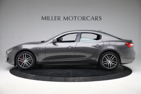 New 2020 Maserati Ghibli S Q4 for sale $86,285 at Bentley Greenwich in Greenwich CT 06830 3