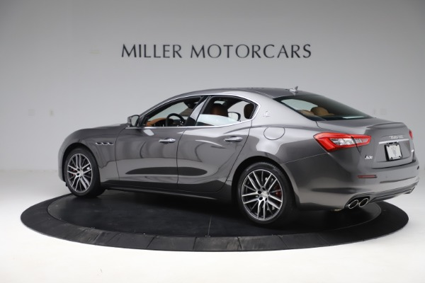 New 2020 Maserati Ghibli S Q4 for sale $86,285 at Bentley Greenwich in Greenwich CT 06830 4
