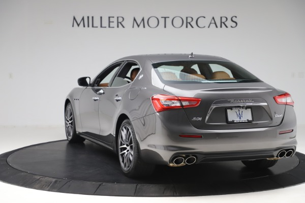 New 2020 Maserati Ghibli S Q4 for sale $86,285 at Bentley Greenwich in Greenwich CT 06830 5