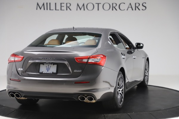 New 2020 Maserati Ghibli S Q4 for sale $86,285 at Bentley Greenwich in Greenwich CT 06830 7