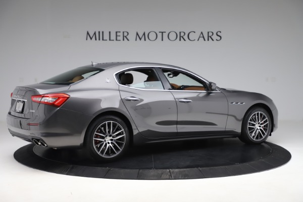 New 2020 Maserati Ghibli S Q4 for sale $86,285 at Bentley Greenwich in Greenwich CT 06830 8