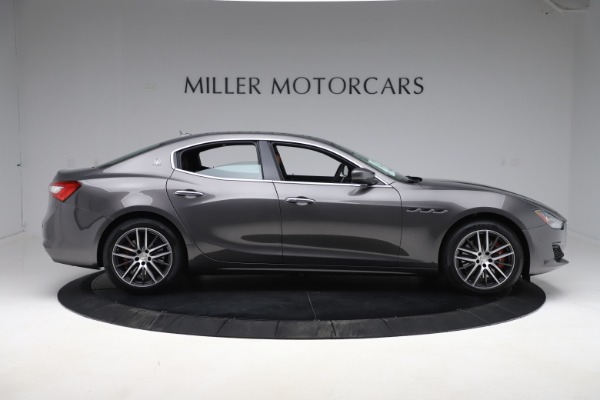 New 2020 Maserati Ghibli S Q4 for sale $86,285 at Bentley Greenwich in Greenwich CT 06830 9