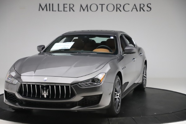 New 2020 Maserati Ghibli S Q4 for sale $86,285 at Bentley Greenwich in Greenwich CT 06830 1