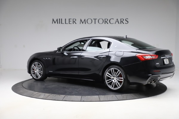 New 2020 Maserati Ghibli S Q4 GranSport for sale Call for price at Bentley Greenwich in Greenwich CT 06830 4