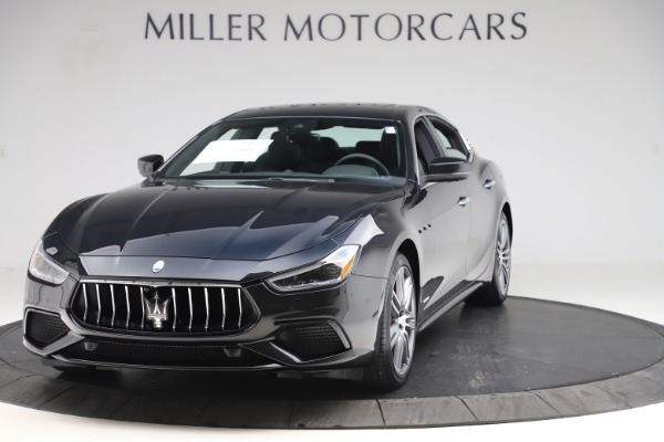 New 2020 Maserati Ghibli S Q4 GranSport for sale Call for price at Bentley Greenwich in Greenwich CT 06830 1