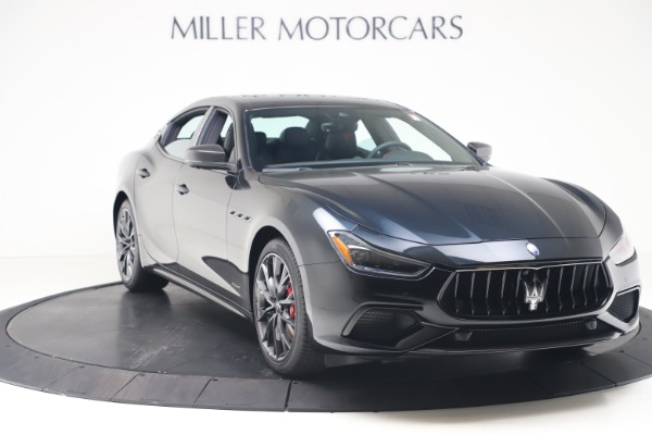 New 2020 Maserati Ghibli S Q4 GranSport for sale $95,785 at Bentley Greenwich in Greenwich CT 06830 10