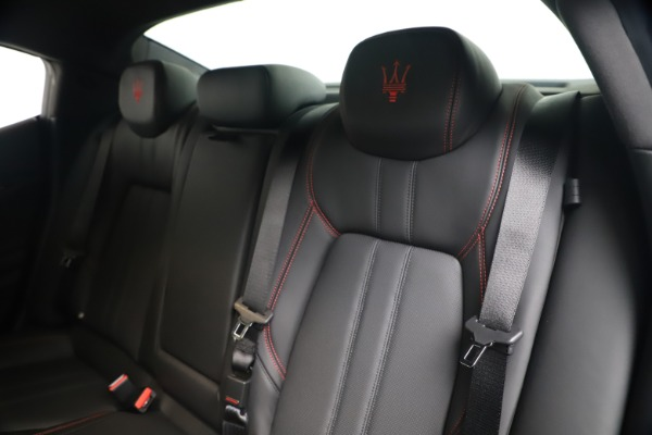 New 2020 Maserati Ghibli S Q4 GranSport for sale $95,785 at Bentley Greenwich in Greenwich CT 06830 17