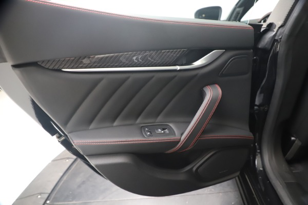 New 2020 Maserati Ghibli S Q4 GranSport for sale $95,785 at Bentley Greenwich in Greenwich CT 06830 20