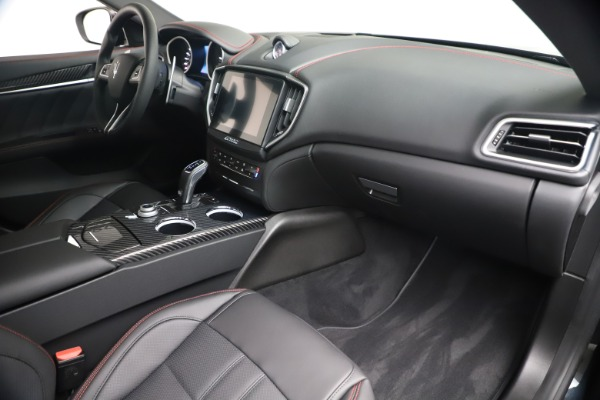 New 2020 Maserati Ghibli S Q4 GranSport for sale $95,785 at Bentley Greenwich in Greenwich CT 06830 21