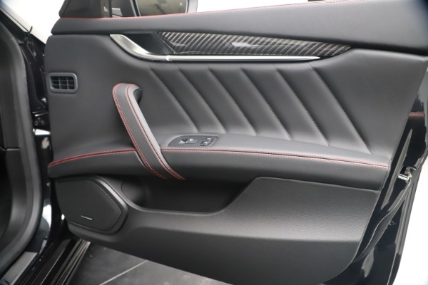 New 2020 Maserati Ghibli S Q4 GranSport for sale $95,785 at Bentley Greenwich in Greenwich CT 06830 24
