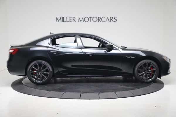 New 2020 Maserati Ghibli S Q4 GranSport for sale $95,785 at Bentley Greenwich in Greenwich CT 06830 8