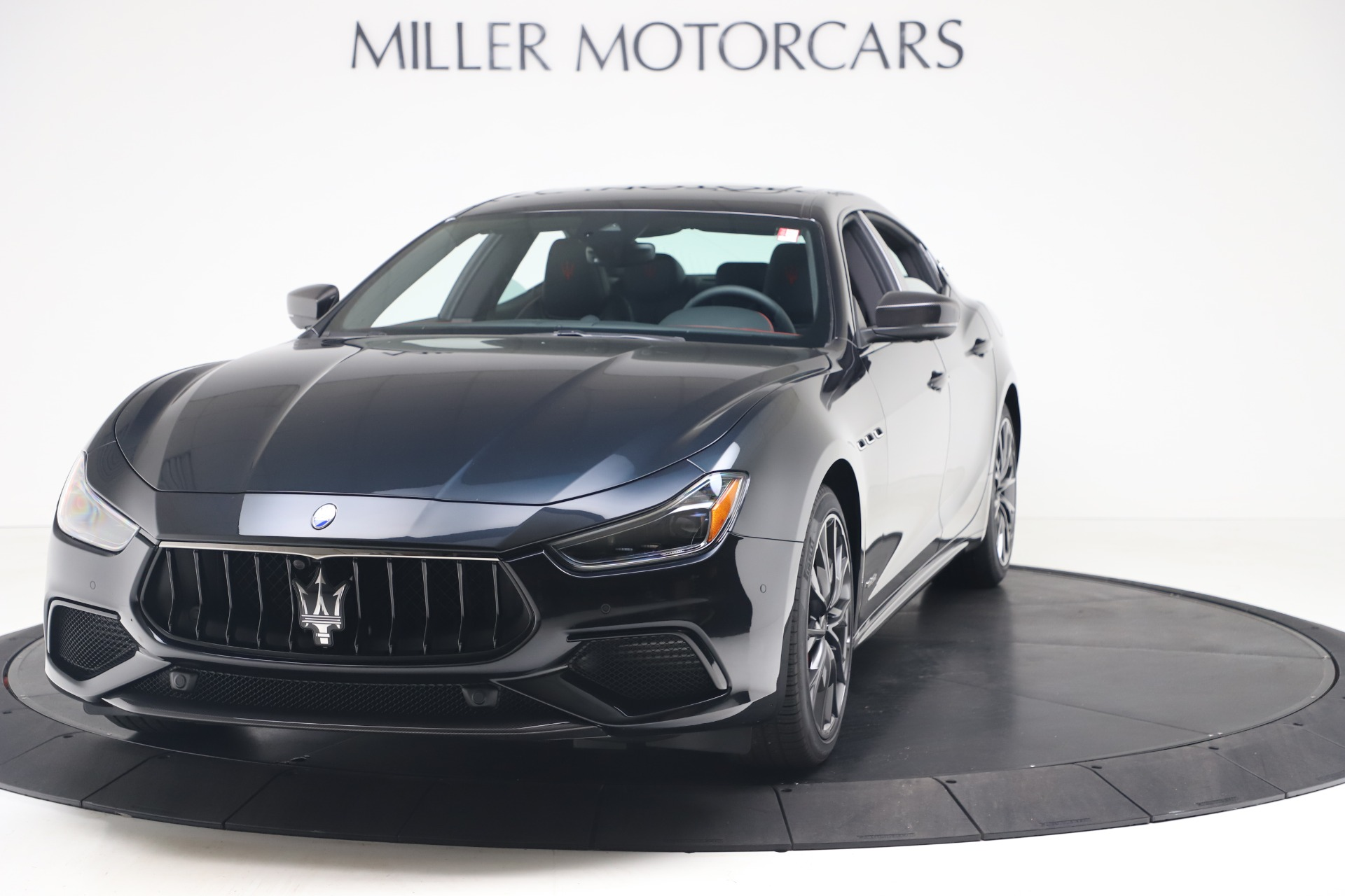 New 2020 Maserati Ghibli S Q4 GranSport for sale $95,785 at Bentley Greenwich in Greenwich CT 06830 1
